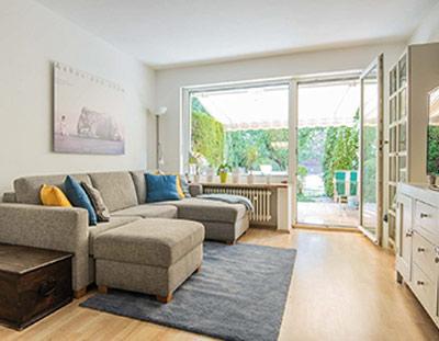 München-Oberschleißheim 2,5 Zimmerwohnung mit Süd-Terrasse!