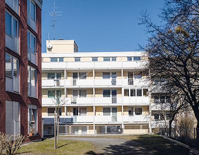 München Berg am Laim Helle 2 -Zimmerwohnung mit Südbalkon