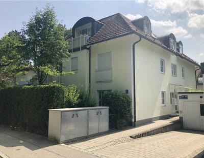 München Trudering Charmante 3 Zimmerwohnung kurzfristig beziehbar