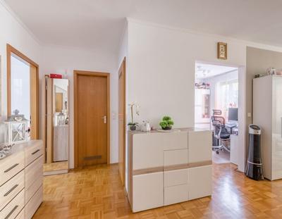 Perlach 3,5 Zimmer-Gartenwohnung